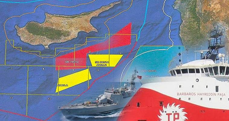 Η Κύπρος όμηρος της κατοχικής Τουρκίας