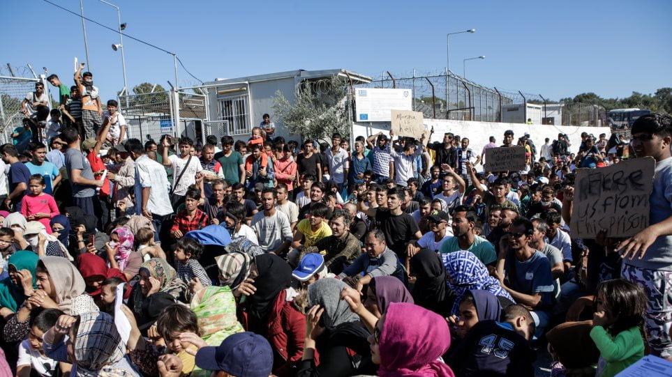 Σοβαρά επεισόδια στην Άρνισσα Πέλλας… Δεν θέλουν πρόσφυγες-μετανάστες