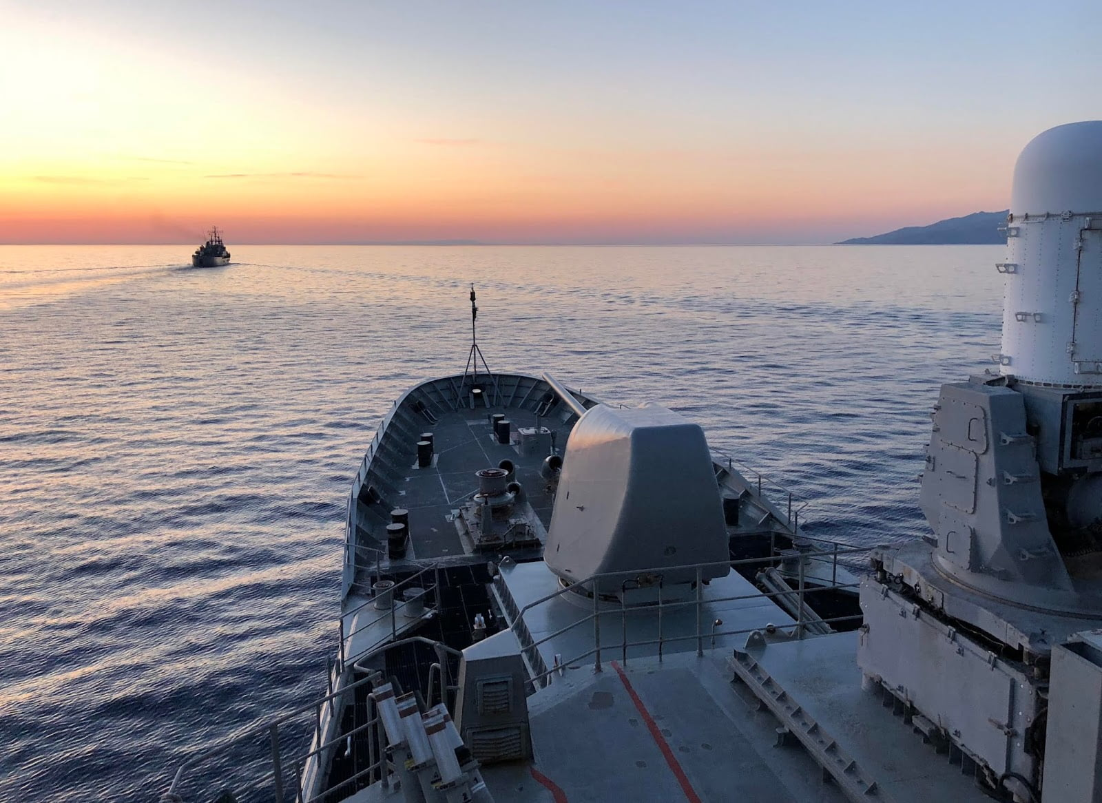 Οι Τούρκοι αρνήθηκαν πρόσκληση της Ελλάδας στη συμμαχική «ΝΗΡΗΙΣ 2019» στο Αιγαίο και προκαλούν με νέα δική τους ναυτική άσκηση