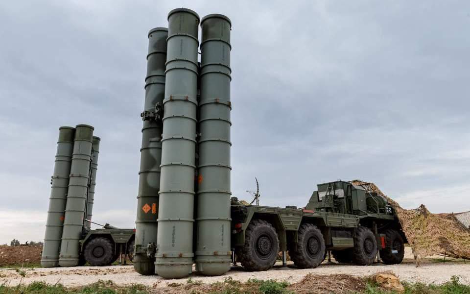 Η Άγκυρα προχωρά σε δοκιμή των S-400, παρά την αμερικανική πίεση
