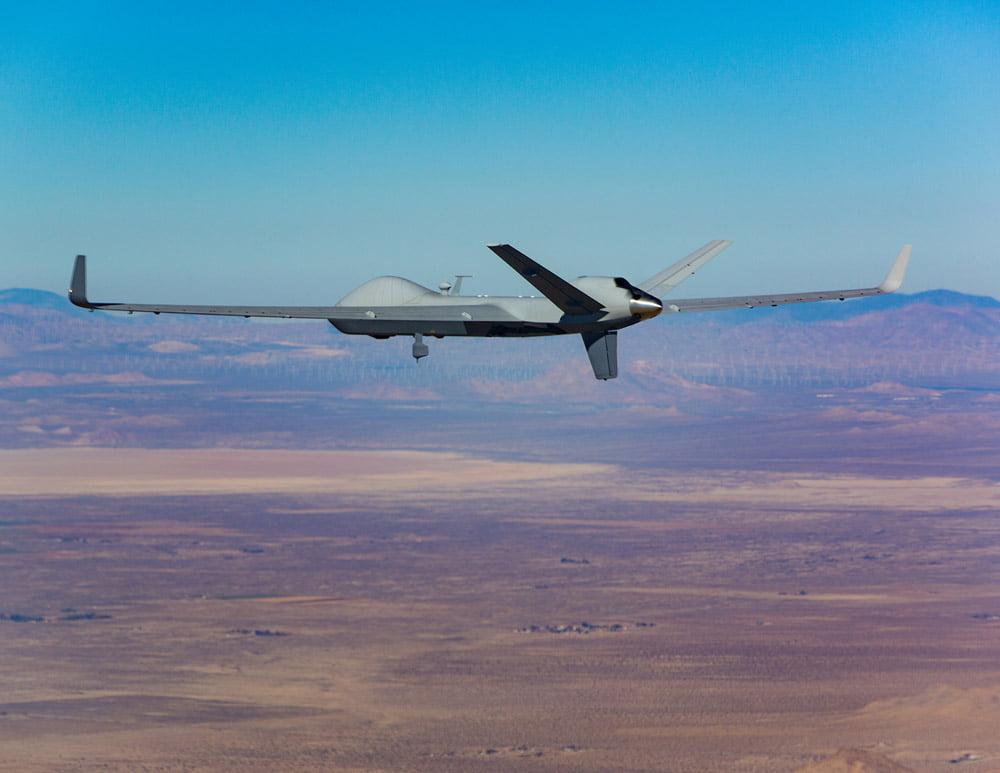 Απέναντι στις τουρκικές προκλήσεις οι Αμερικανοί φέρνουν το «UAV του Αιγαίου» στην Ελλάδα