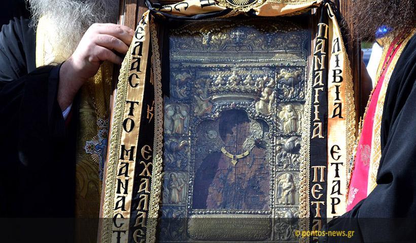9 Νοεμβρίου 1931: Η ιερή εικόνα της Παναγίας Σουμελά έρχεται από την Τραπεζούντα στην Αθήνα