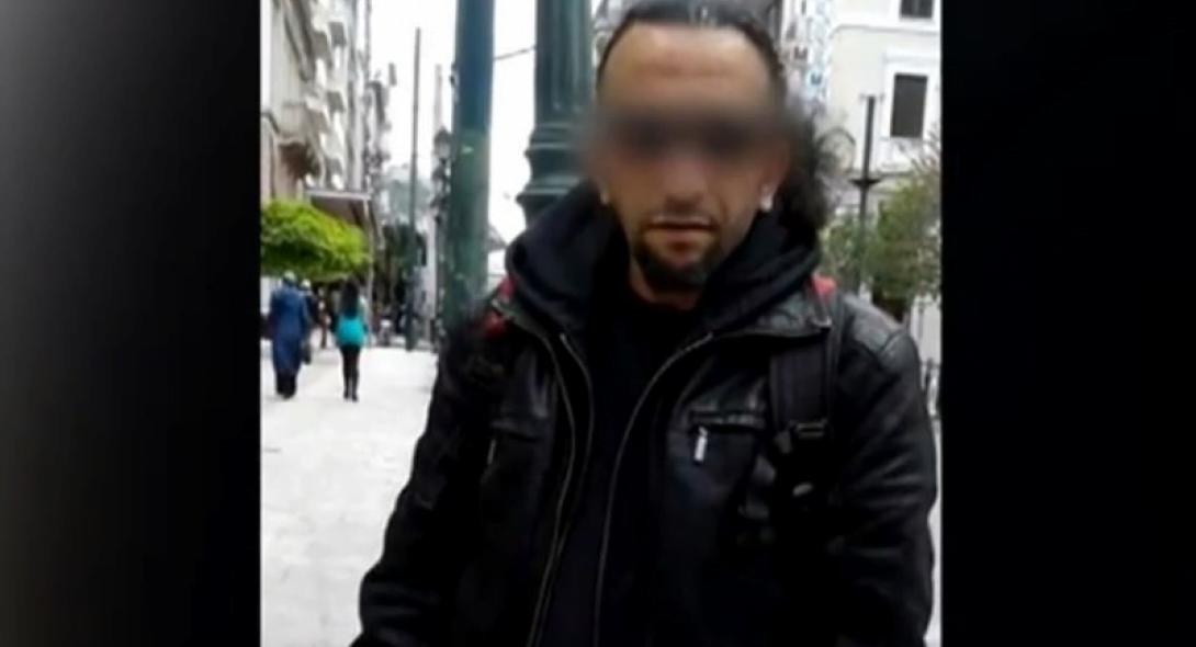 Τζιχαντιστής στην Αθήνα προτρέπει σε ένοπλο αγώνα (vid)