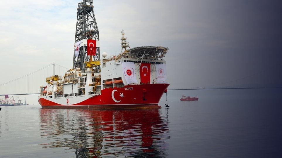 Ακάθεκτη στις προκλήσεις η Τουρκία: Πέντε νέες γεωτρήσεις το 2020 στην Ανατολική Μεσόγειο