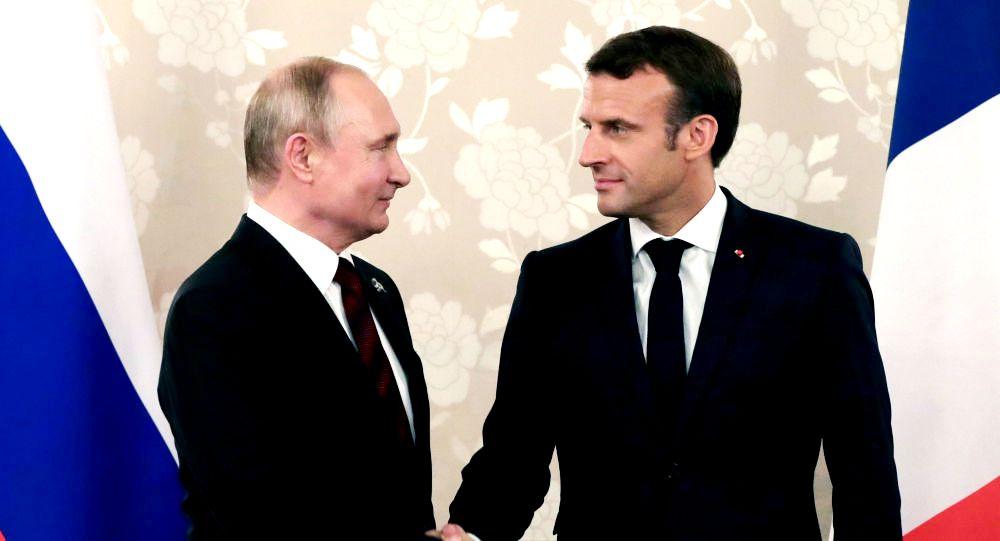 Γερμανός Ερευνητής Εξηγεί Γιατί ο Γάλλος Πρόεδρος Μακρόν Ορθώνεται Εναντίον της Τοποθέτησης του ΝΑΤΟ Εναντίον της Ρωσίας