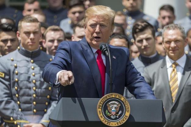 Forreign Affairs: Η ψεύτικη υπόσχεση του Τραμπ