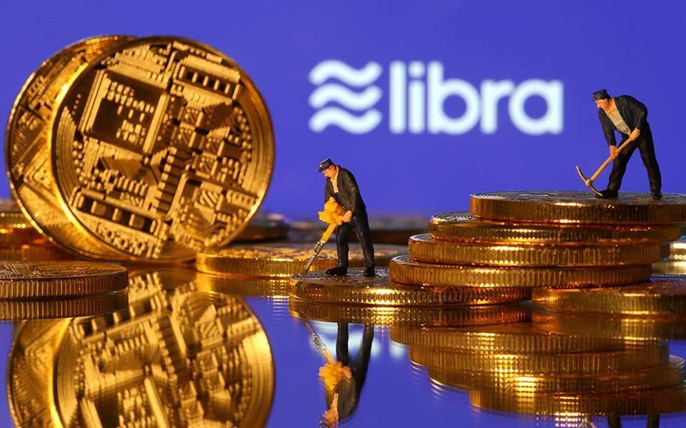 Απαγορευτικό της Ε.Ε. στο ψηφιακό νόμισμα libra