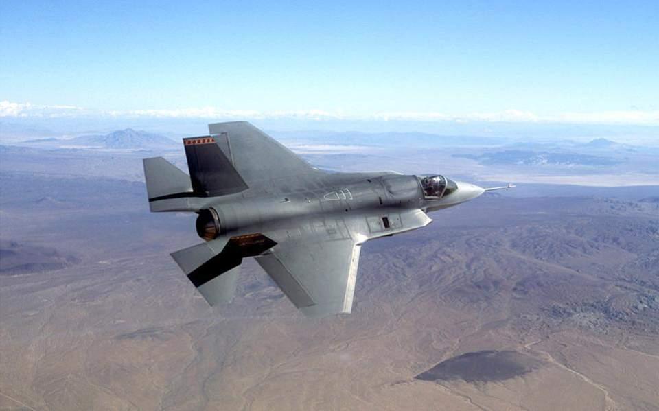 ΗΠΑ: Η Ελλάδα θα παραλάβει μέρος των F-35 που προορίζονταν για την Τουρκία το 2022