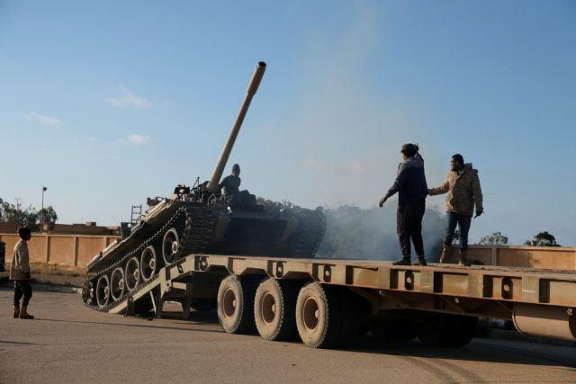 Η Τουρκία αψηφά τις προειδοποιήσεις του ΟΗΕ και εξετάζει στρατιωτική αποστολή στη Λιβύη