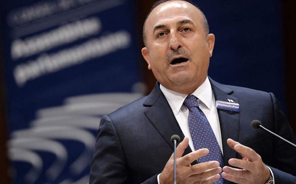 Τσαβούσογλου: H συμφωνία με τον Λίβυο ηγέτη Σαράτζ δεν περιλαμβάνει ανάπτυξη στρατευμάτων
