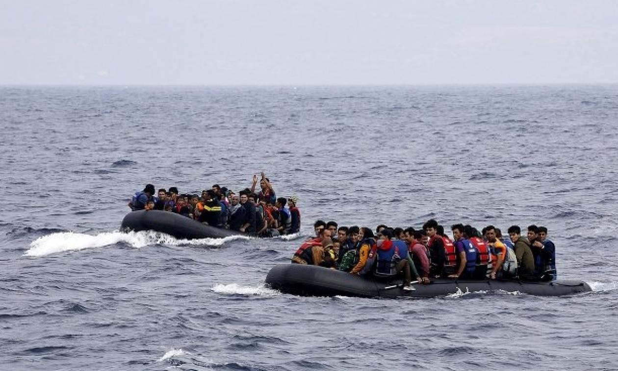 Μεταναστευτική έκρηξη τον Νοέμβριο – Πάνω από 7.000 αφίξεις