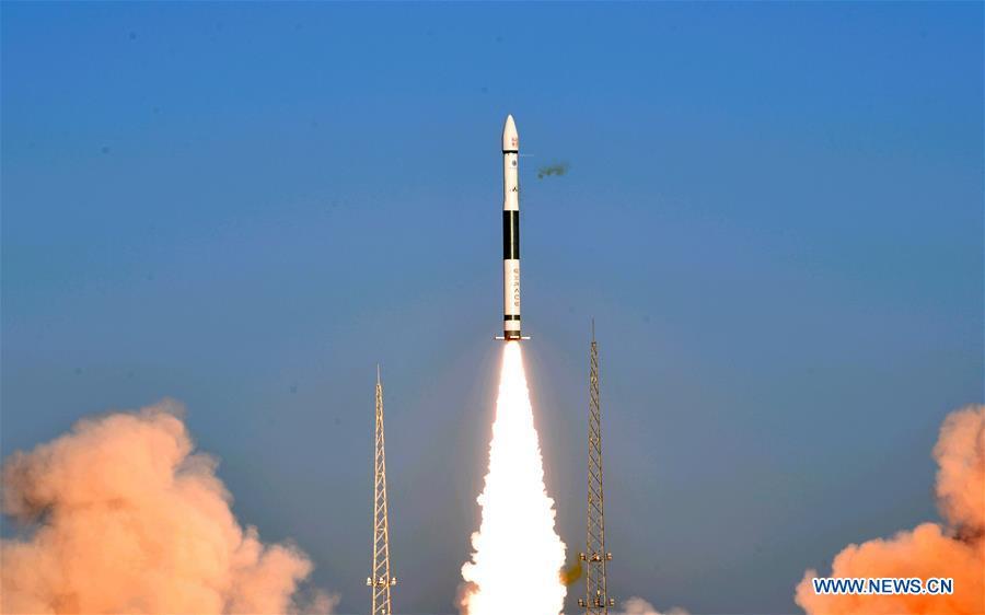 Η Κίνα πραγματοποίησε 2 εκτοξεύσεις πυραύλων μέσα σε 6 ώρες