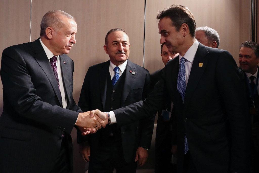 Νέοι διάλογοι και το παρασκήνιο της συνάντησης Μητσοτάκη – Ερντογάν: «Αυτό δεν πρόκειται να το δεχθώ»