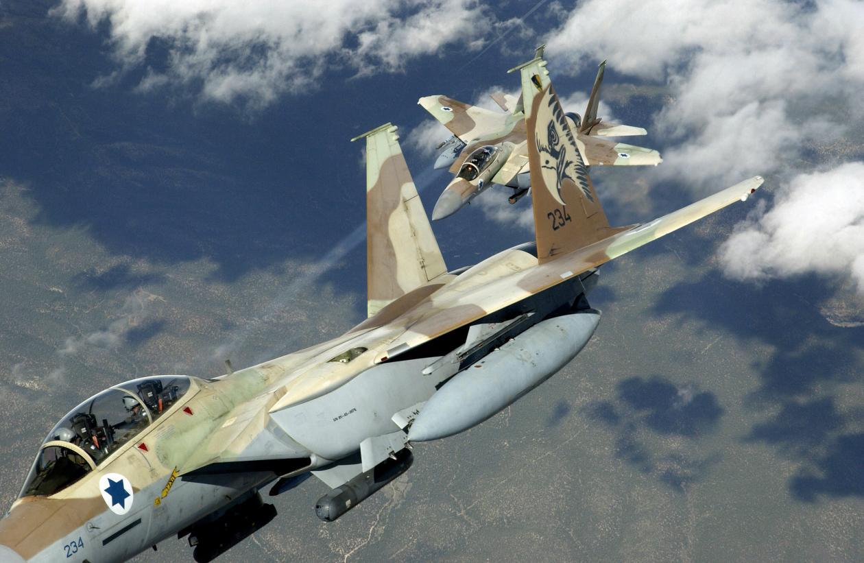 """""""Απάντηση"""" με πτήση ισραηλινού μαχητικού πάνω από τουρκικό πλοίο κοντά στην Κύπρο"""