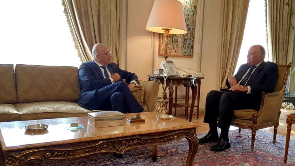Απάντηση σε Τουρκία: Ελλάδα και Αίγυπτος επιταχύνουν την οριοθέτηση ΑΟΖ