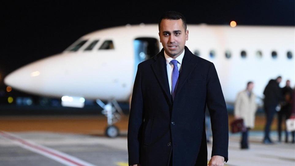Ιταλός υπουργός Εξωτερικών: Η Άγκυρα δεν πρέπει να παρέμβει στρατιωτικά στη Λιβύη