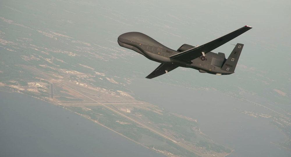 Αποστολή αναγνώρισης των ΗΠΑ κοντά στην Κριμαία
