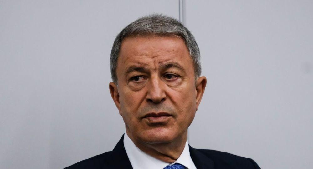 Ακάρ: Έτοιμος ο στρατός μας να υπερασπιστεί τα συμφέροντα της Τουρκίας σε εσωτερικό και εξωτερικό