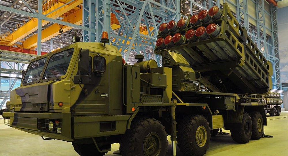 S-350 Vityaz: Ο ρωσικός στρατός παρέλαβε το πρώτο σετ των νέων αντιαεροπορικών πυραύλων