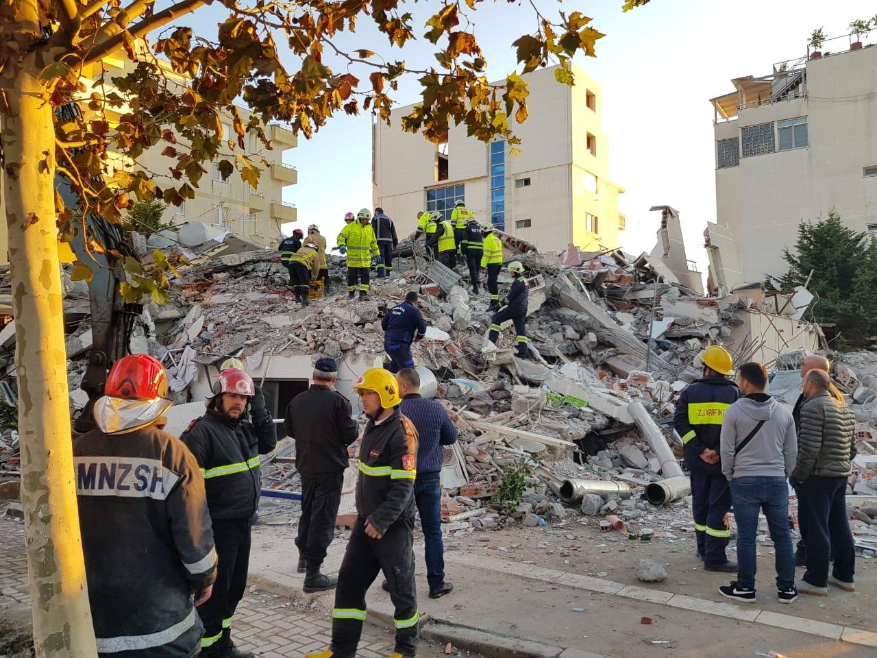 Η ανιδιοτελής προσφορά των Βορειοηπειρωτών στους σεισμοπαθείς της Αλβανίας