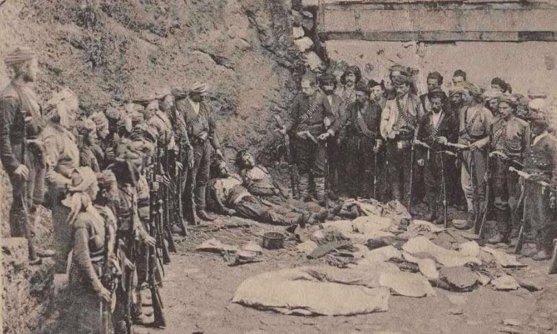 «Τριάντα χρόνια γενοκτονία – Η τουρκική καταστροφή των χριστιανικών μειονοτήτων»