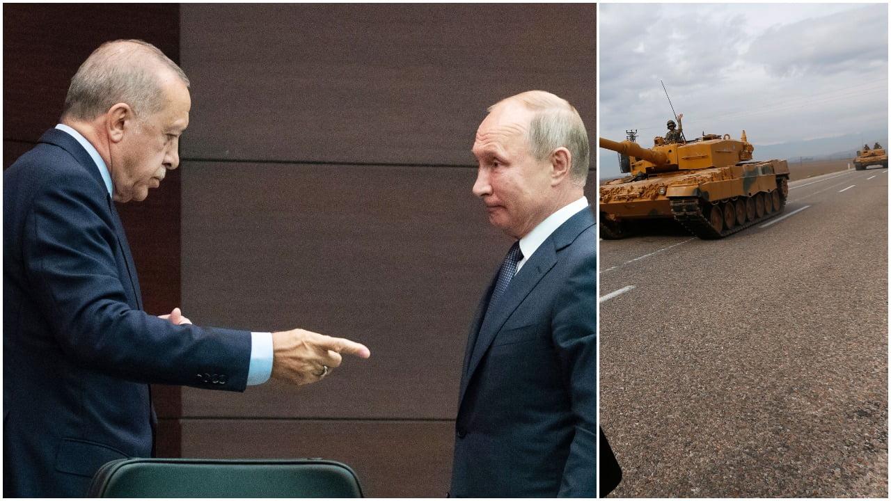 Τα «έσπασαν» Πούτιν – Ερντογάν λόγω Λιβύης – Ψυχρό κλίμα μετά τη συμφωνία Άγκυρας – Τρίπολης – Τουρκικές απειλές και κατά ΗΠΑ