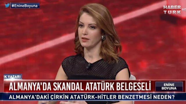 Δημοσιογράφος από την Τουρκία ρίχνει κεραυνούς: «Ο Κεμάλ είναι εγκληματίας γενοκτόνος»