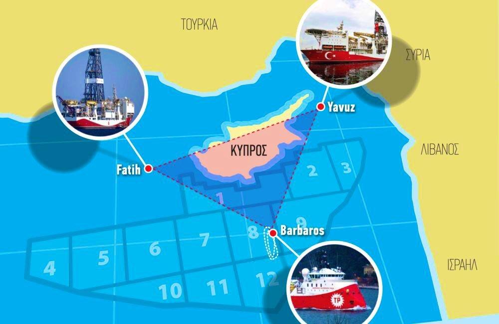Η αναθεωρητική πολιτική της Τουρκίας σε Αν. Μεσόγειο και Μέση Ανατολή, με βάση την Κύπρο