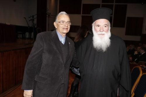 Π. Γεώργιος Μεταλληνός – Σαράντος Καργάκος: Οι πρόμαχοι της εθνικής μας ταυτότητας