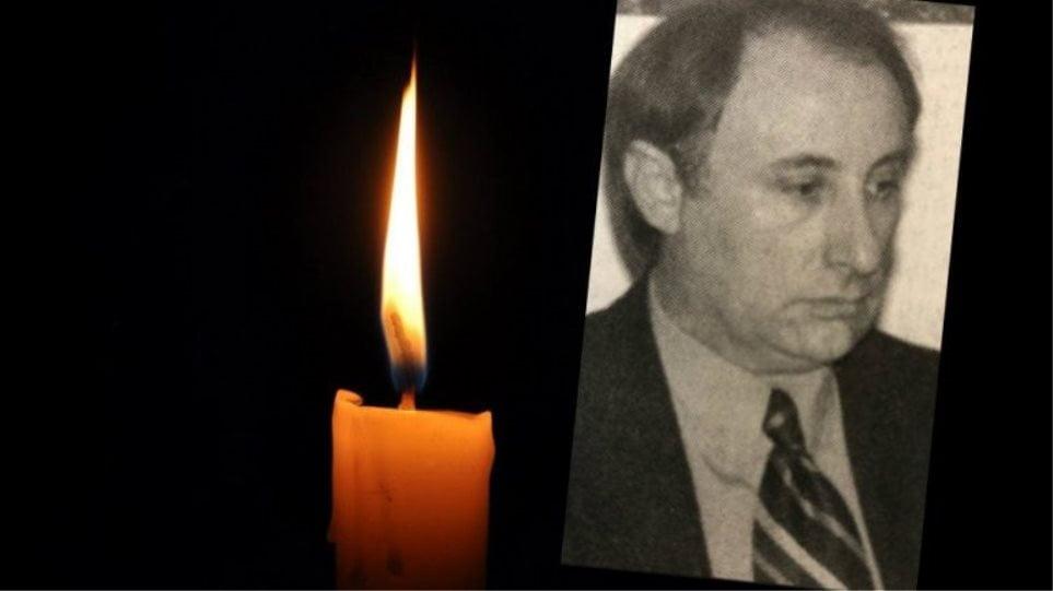 Πέθανε ο Κώστας Σολδάτος, ο θρυλικός «αστυνόμος της Κρήτης»