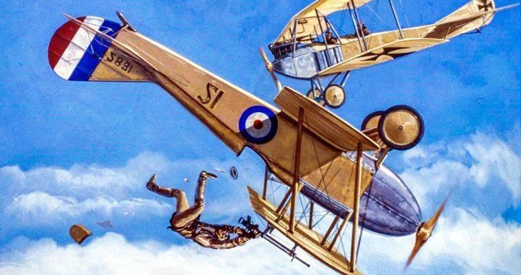 """Ο πιλότος που """"κρεμάστηκε"""" ανάποδα εν πτήσει… Τύχη μα και επιμονή"""