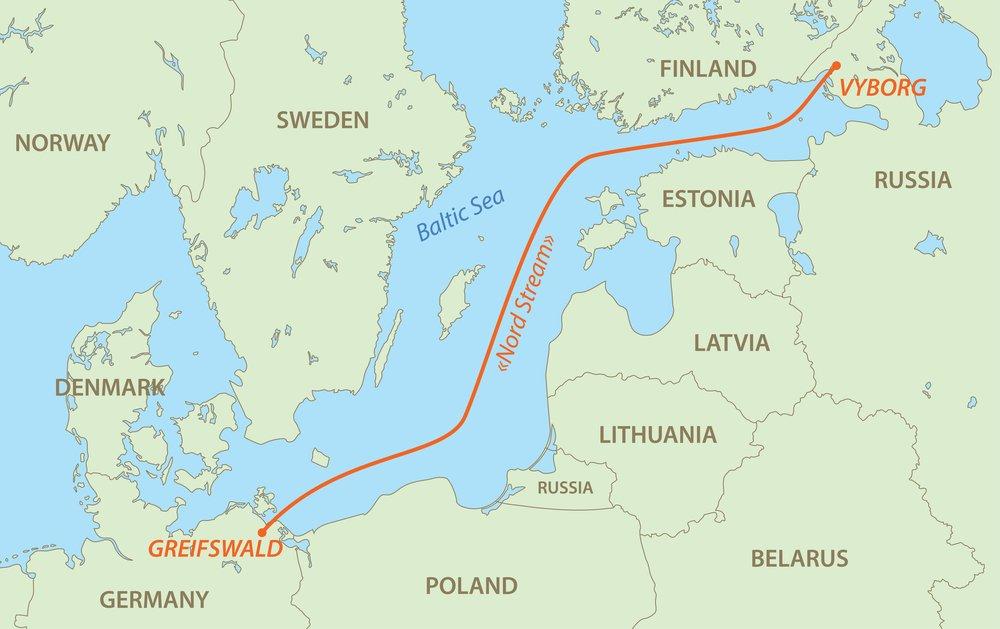 Θλιβερό Φινάλε της Αμερικανικής Εξωτερικής Πολιτικής οι Κυρώσεις για τον Ρωσικό Αγωγό Nord Stream