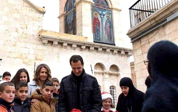 """Ο """"κακός"""" Άσαντ…"""