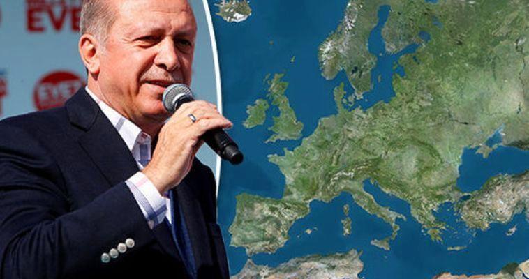 Η Παγκόσμια Νήσος και το γεωπολιτικό πόκερ του Ερντογάν