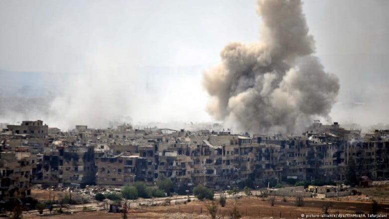 Τουρκικές ωμότητες στη Συρία – Βομβάρδισαν σχολείο! 11 νεκροί, ανάμεσά τους 8 παιδιά