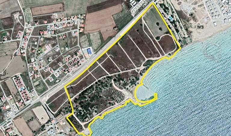 Ναυτική βάση στα κατεχόμενα στήνουν οι Τούρκοι