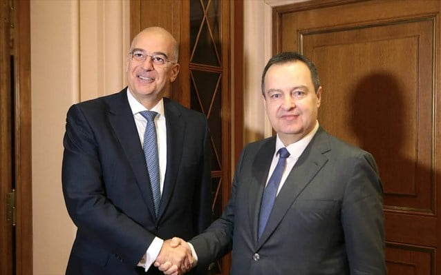 ΥΠΕΞ: Σημαντικό βήμα συνεργασίας το Ανώτατο Συμβούλιο Ελλάδας-Σερβίας
