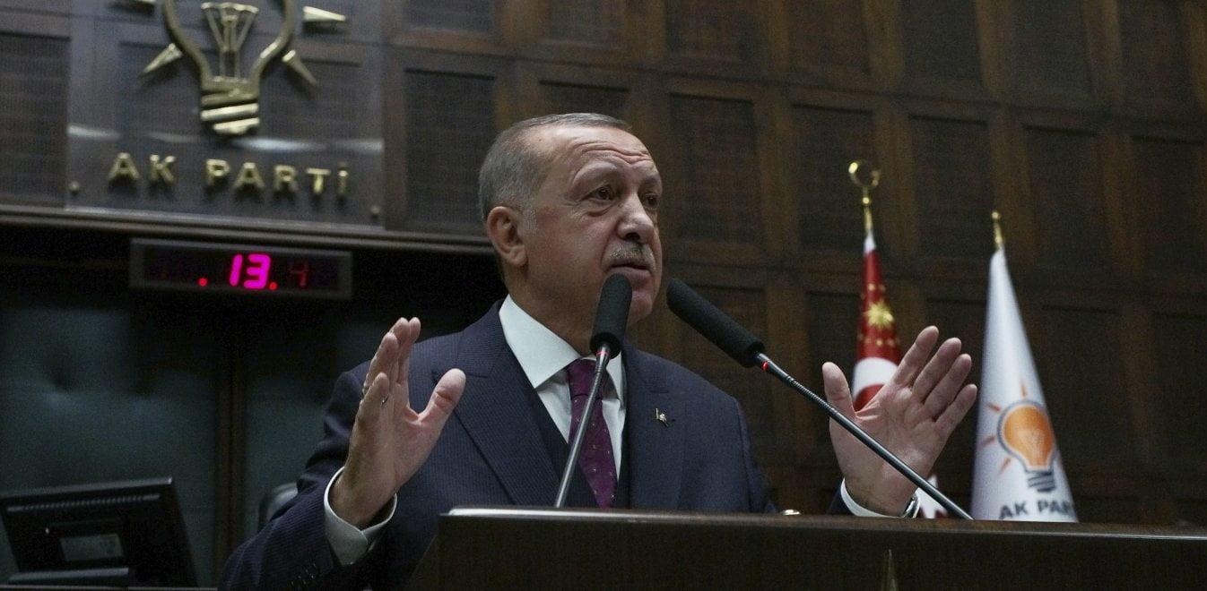 Εγκρίθηκε από κοινοβουλευτική επιτροπή της Τουρκίας η συμφωνία με τη Λιβύη