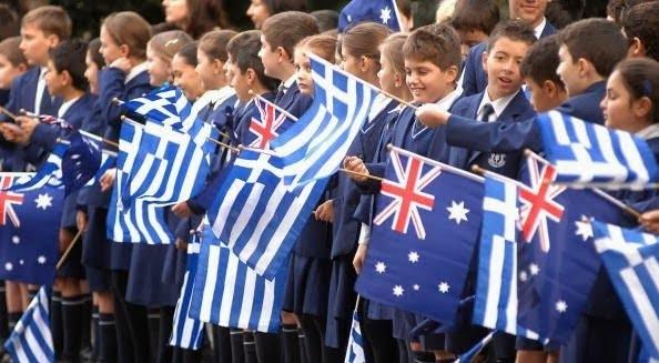 Οι Έλληνες της Αυστραλίας