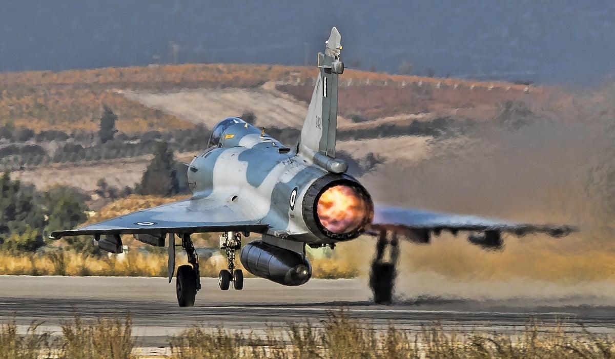 Τη Δευτέρα υπογράφεται η σύμβαση υποστήριξης των Mirage: 264 εκατομμύρια ευρώ για 7 χρόνια