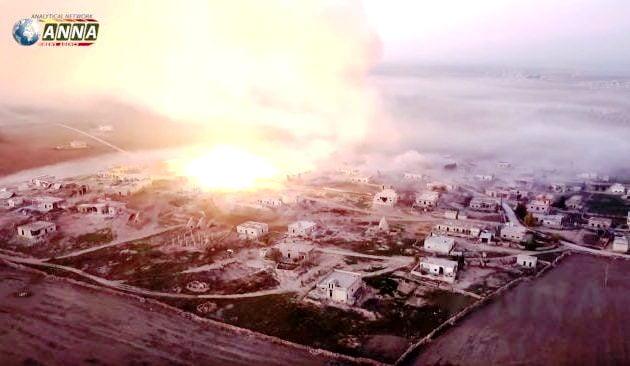 Ιντλίμπ: Δείτε 35 λεπτά πλάνα με μάχες του συριακού στρατού ενάντια στους τζιχαντιστές (βίντεο)