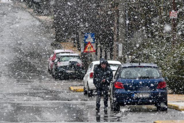 Ντυθείτε καλά έρχεται παγωνιά – Ψυχρό μέτωπο φέρνει πτώση της θερμοκρασίας στην Ελλάδα