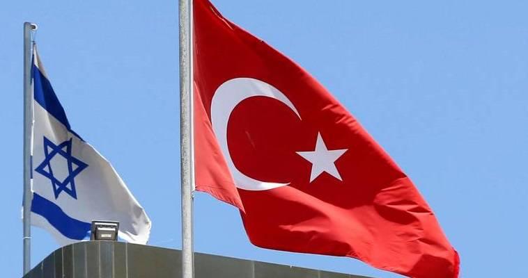 """Περιπλέκεται το ενεργειακό πόκερ με τις """"γέφυρες"""" Τουρκίας-Ισραήλ"""
