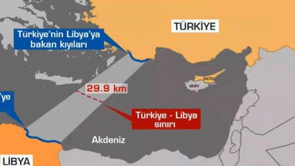 Παράνομο το Τουρκολιβυκό μνημόνιο σύμφωνα με τον Υπουργό Εξωτερικών του Λιβυκού Κοινοβουλίου