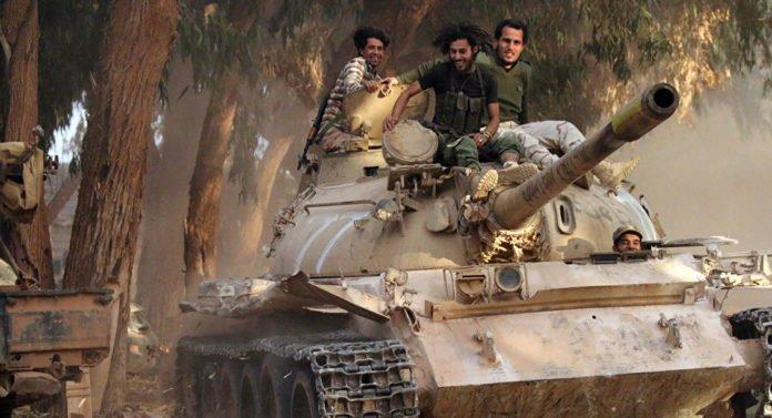 Σουδανοί μισθοφόροι συρρέουν στη Λιβύη