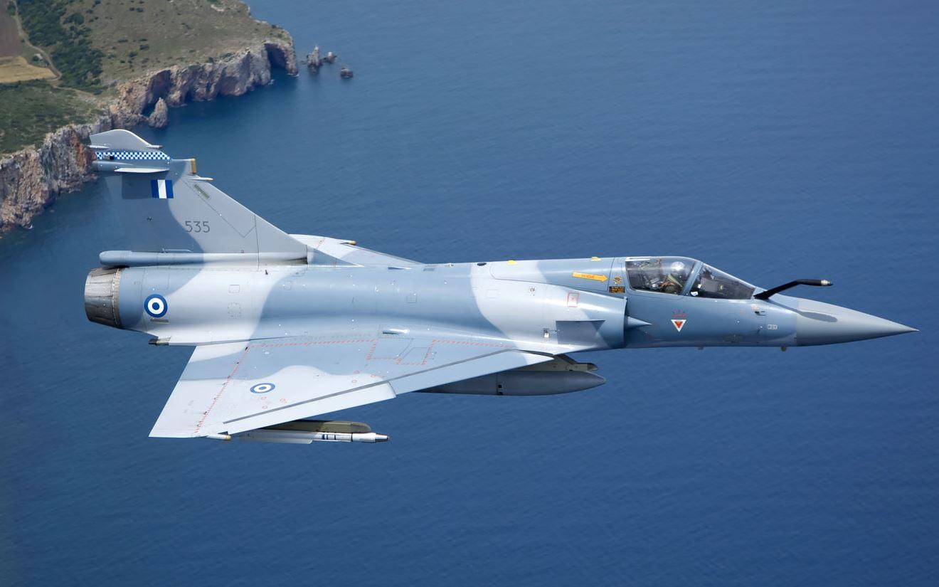 Αυτή είναι ειδησάρα! Έπεσαν οι υπογραφές για την τεχνική υποστήριξη των Mirage 2000