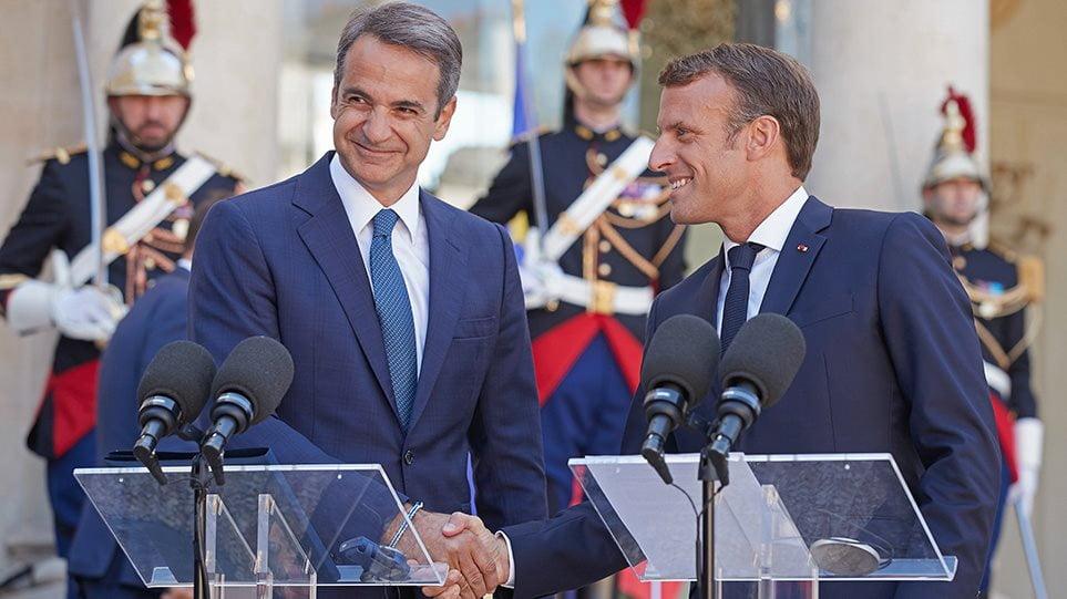 Ελλάδα-Γαλλία: 185 χρονια συμμαχιας