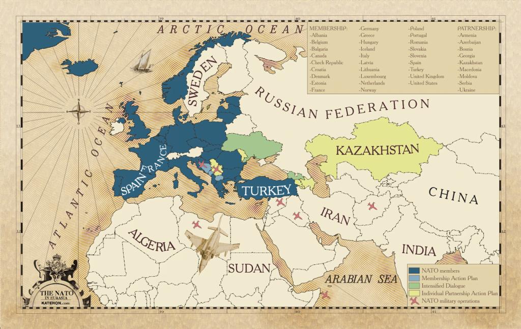 Η Γεωπολιτική Λύση του ΝΑΤΟ