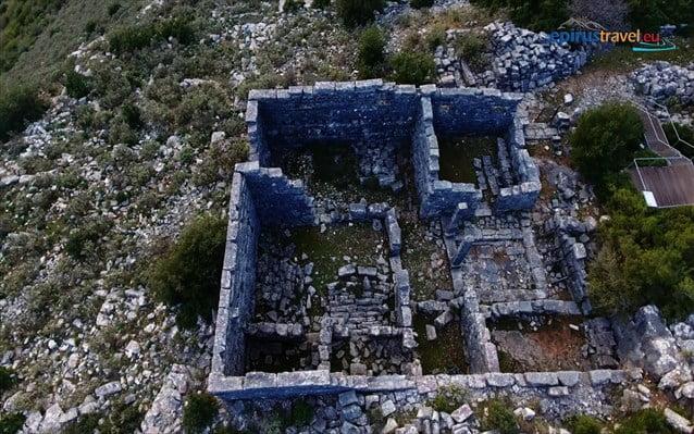 Όρραον: Η αρχαία ακρόπολη στα όρια των νομών Πρέβεζας και Άρτας