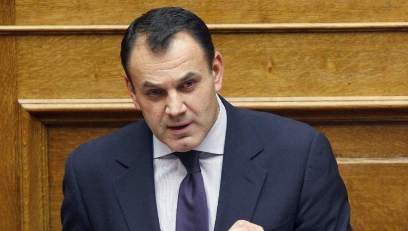 Ν. Παναγιωτόπουλος: Τα ονόματα των ηρώων των Ιμίων λαμβάνουν τρία πλοία του Πολεμικού Ναυτικού
